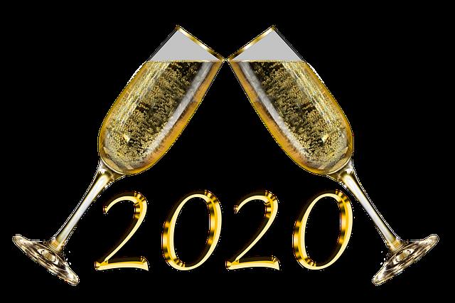 Viel Glück im neuen Jahr